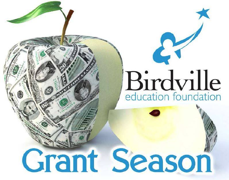 Birdville Education Foundation Grant Season