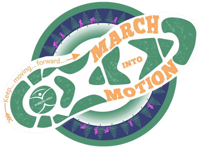 Keep ... Moving ... Forward ... March to Motion