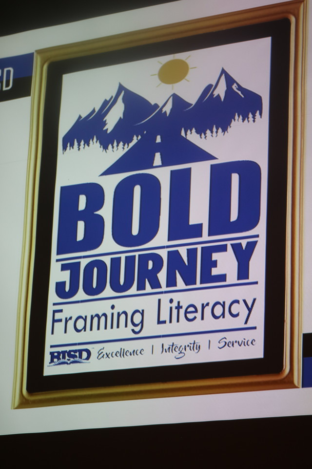 Bold Journey Framing Literacy logo